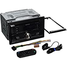 Kenwood DPX792BH eXcelon Double-DIN CD Receiver With Bluetooth