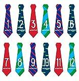 Pearhead Necktie Stickers