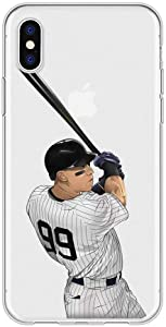 Bap Store Baseball Soft Silicone Case Designed for iPhone XR (18)