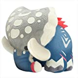 Capcom Monster Hunter X Cross Monster Plush Gamoot (Japan Import)