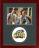 NCAA George Mason Patriots University Spirit Photo Frame (Horizontal)