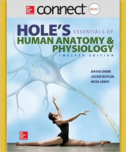 Amazon.com: Connect Access Card for Hole\'s Essentials of Anatomy ...