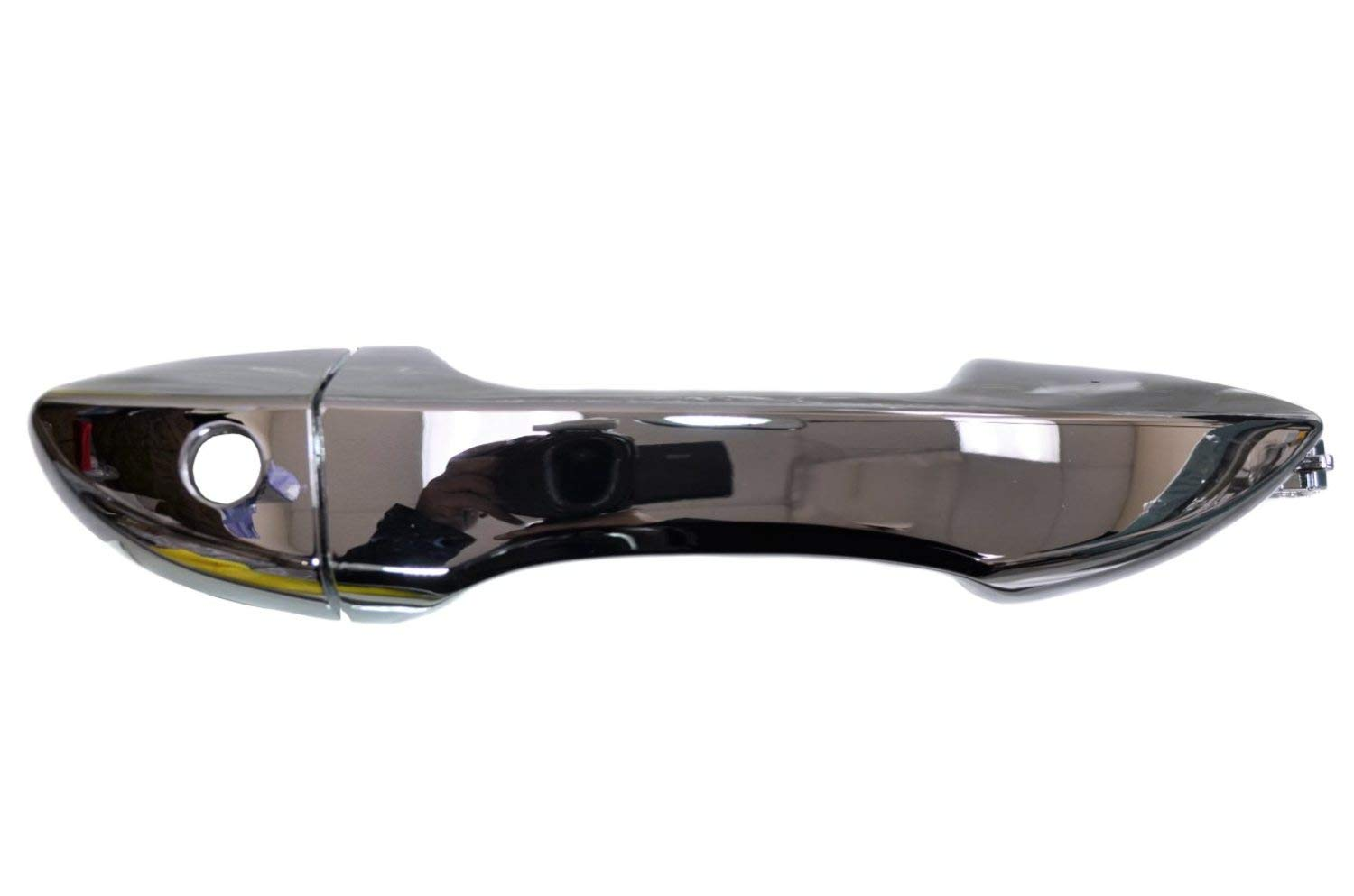 Outside Door Handle Front Right Passenger Exterior Chrome