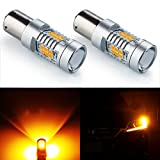 1156a led bulb amber - JDM ASTAR Extremely Bright PX Chipsets 1156 1141 1073 7506 LED Bulbs ,Amber Yellow