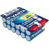 Varta High Energy Batterie AA Mignon Alkaline Batterien LR6 - 12er Pack