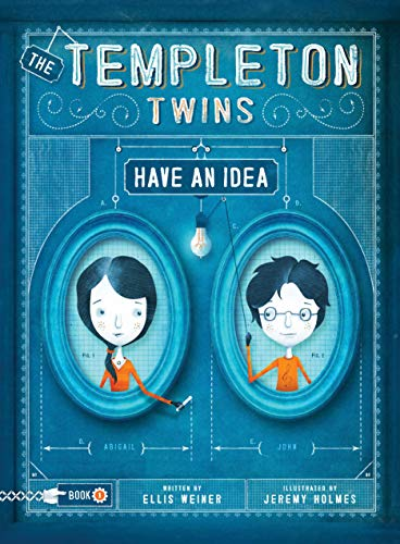 The Templeton Twins Have an Idea: Book 1 -