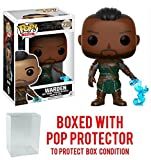 Funko Pop! Games: The Elder Scrolls Morrowind - Warden Vinyl Figure (Bundled with Pop BOX PROTECTOR CASE)