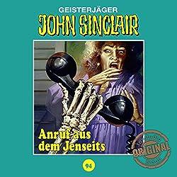 Anruf aus dem Jenseits (John Sinclair - Tonstudio Braun Klassiker 94)