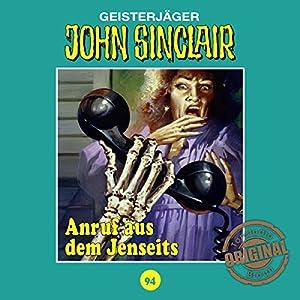 Anruf aus dem Jenseits (John Sinclair - Tonstudio Braun Klassiker 94) Hörspiel