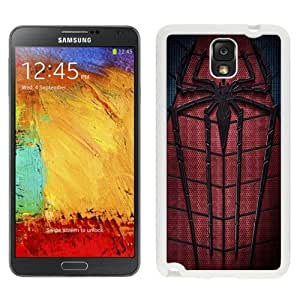 NEW Unique Custom Designed For Case Samsung Galaxy S3 I9300 Cover Phone Case With The Amazing Spider-Man 2 2014_White Phone Case