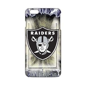 oakland raiders 3D Phone Case for iphone 6 plus