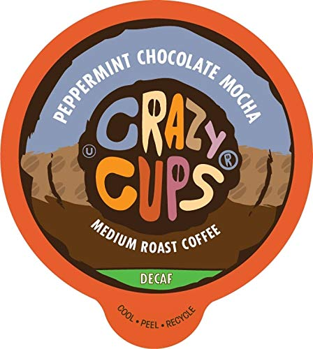 Crazy Cups Flavored Single-Serve