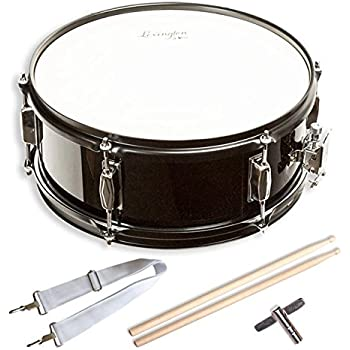 amazon com snare drum set student steel shell 14 x 5 5 includes