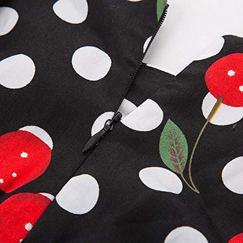 Alto Con Kate Estiramiento Las 13 Kasin Para kk0610 Cinturòn Bodycon 13 Lápiz Mujeres Falda De Floral ABva8qA