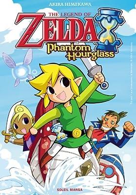 The Legend of Zelda : Phantom Hourglass: Amazon.co.uk: Akira Himekawa,  Florent Gorges: 9782302015432: Books
