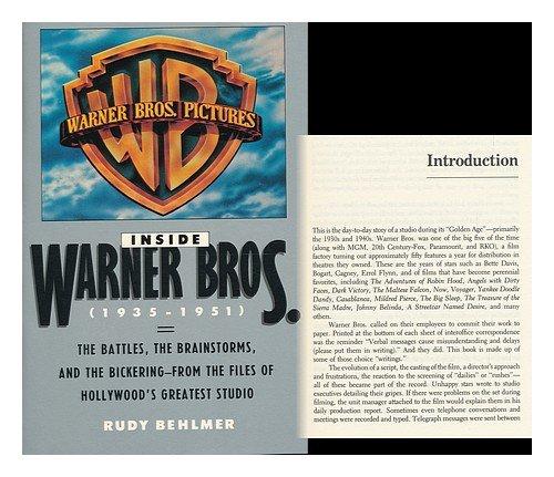 Inside Warner Bros.