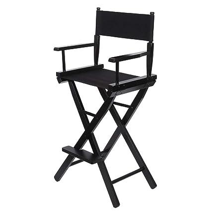 Artista de maquillaje para sillas de Directores de altura ...