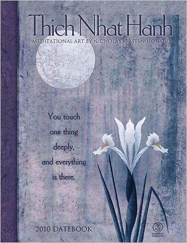 thich nhat hanh 2010 datebook