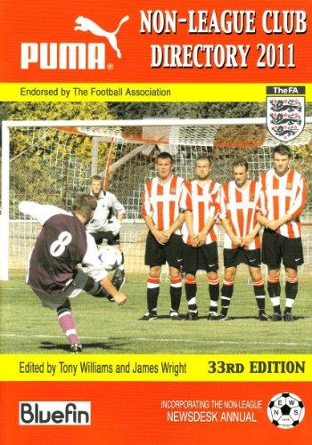E.b.o.o.k Football Association Non-League Club Directory 2011 D.O.C