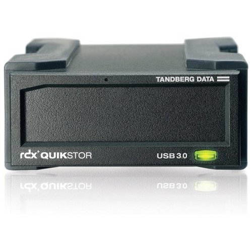 TANDBERG 8782-RDX rdx quikstor external drive usb3 tandberg data corporation 8782 rdx ()