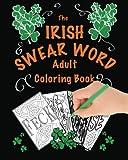 The Irish Swear Word Adult Coloring