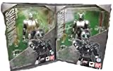 S.H. Figuarts Masked Rider BLACK RX Shadow Moon, set of 2