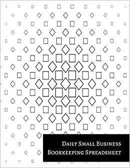 Daily Small Business Bookkeeping Spreadsheet: Insignia