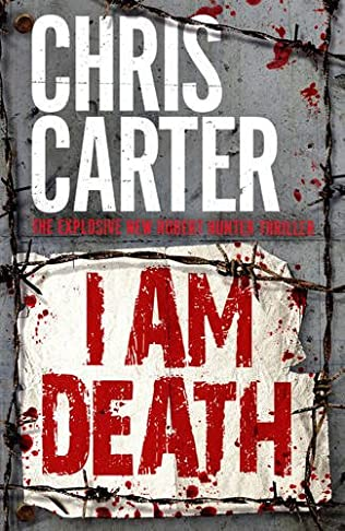 book cover of I Am Death