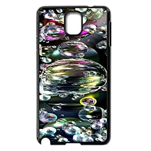 Fggcc Colorful Waterdrop Pattern Hard Back Case for Samsung Galaxy Note 3 N9000,Colorful Waterdrop Note3 Case (pattern 14)