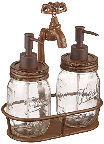Mud Pie Water Spouts Soap Pump Set