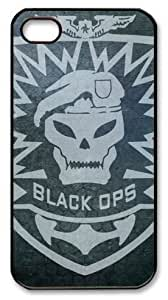 icasepersonalized Personalized Protective Case for iphone 4 - Game Call of Duty Black Ops II by ruishername