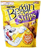 Beggin' Strips, Bacon & Cheese Flavor Dog Snacks, 25-Ounce Bags (Pack Of 2) Review