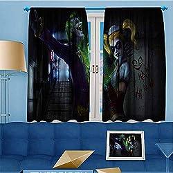 51vIFx%2BK6VL._AC_UL250_SR250,250_ Harley Quinn  Curtains