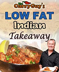 The Curry Guy's Low Fat Indian Takeaway (English Edition)