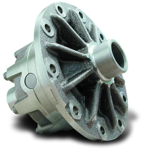 Eaton Differentials 162C56A Detroit Locker Differential; 27 Spline; 1.14 in. Axle Shaft Diameter; 3.54 And Up Ring Gear Pinion Ratio; Front Dana 35/Reverse; Rear Dana 35; ()