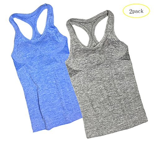 YAKER Fitness Workout Stretch Racerback product image