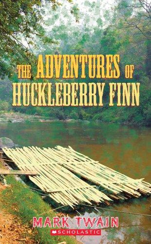 The Adventures Of Huckleberry Finn (Apple Classics)