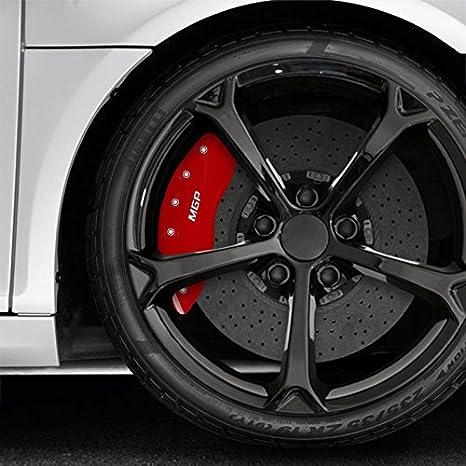 Disc Brake Caliper Cover fits 2006-2008 Nissan 350Z  MGP CALIPER COVERS