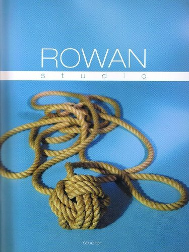 Rowan Studio - Issue Ten Hit the High Seas