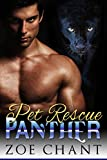 #7: Pet Rescue Panther (Bodyguard Shifters Book 2)