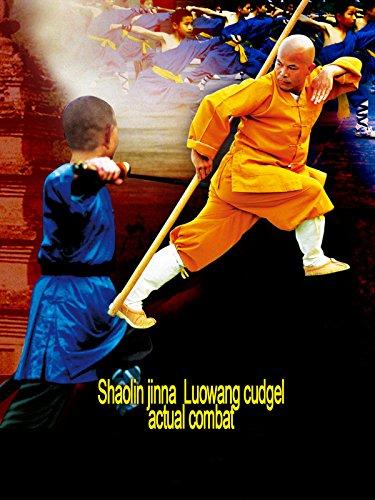 Shaolin Jina Luowang Cudgel Actual Combat