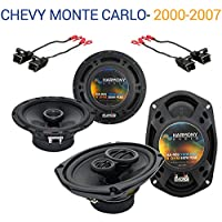 Chevy Monte Carlo 2000-2007 OEM Speaker Upgrade Harmony R65 R69 Package New
