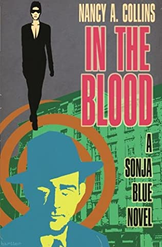 book cover of In The Blood