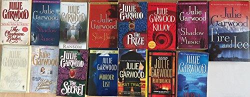 Julie Garwood Suspense Novel Collection 15 Book Set