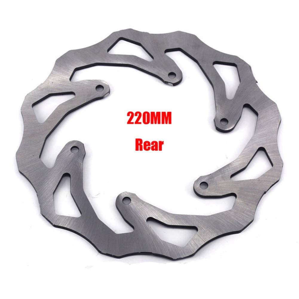 220 mm Discos de Freno Delanteros y Traseros para Motocicleta 260 mm para KTM EXC SX SXS XC XCW XCF XCFW 125 150 200 250 300 350 450 525 530 RONSHIN