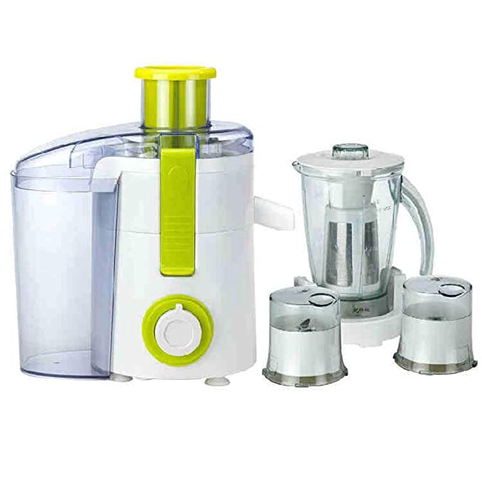 WGFGXQ Multi-Function Juicer, Household Soymilk, Dry-Grinding Meat Grinder