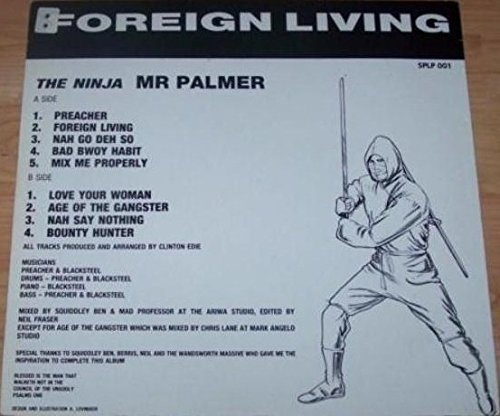 Michael Palmer - Mr Palmer the Ninja* ‎- Foreign Living ...