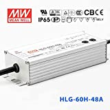 Meanwell HLG-60H-48A Power Supply - 60W 48V 1.3A - IP65 - Adjustable Output