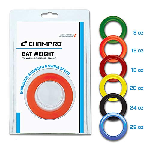 Champro Bat Weight Blister