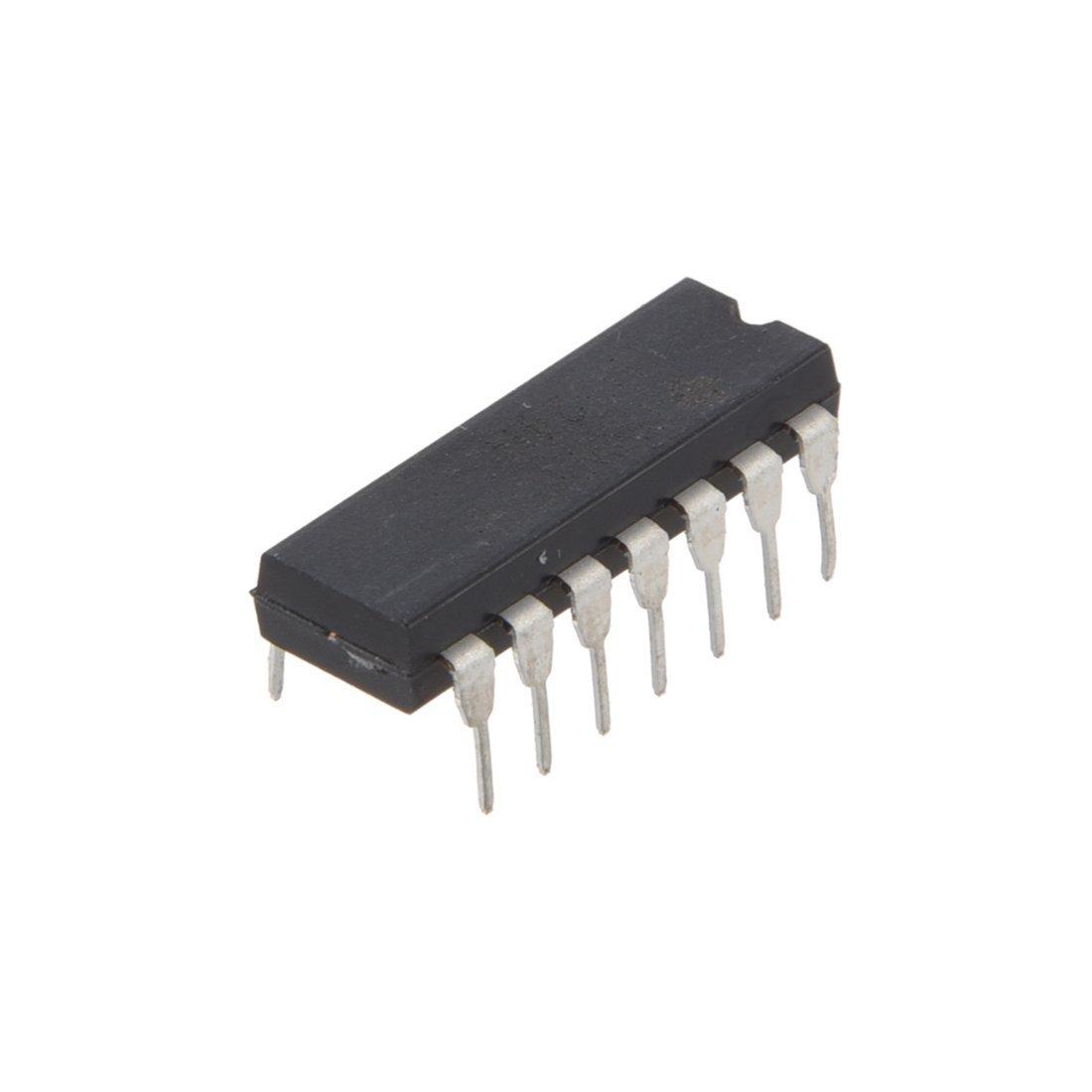 Amplificador - SODIAL(R) 10 x LM324N baja potencia Quad DIP-14 Amplificador operacional: Amazon.es: Bricolaje y herramientas